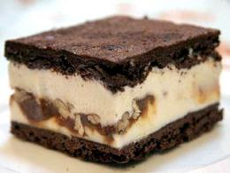Cheesecake Chocolate Brownie