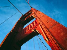 Beneath the Golden Gate