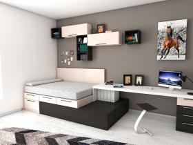 apartment-bed