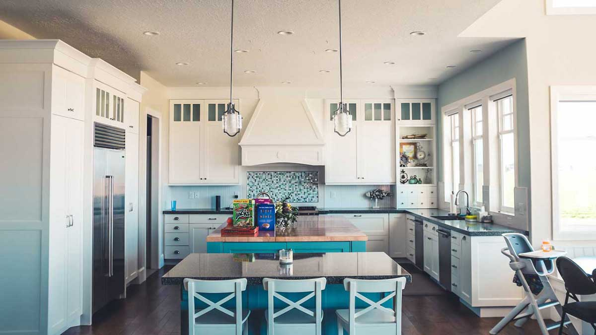 How to design a beautiful kitchen